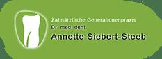 Zahnarztpraxis mit ❤️ in Stuttgart Logo